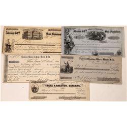 Gold Rush Documents  [127947]