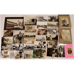 California Mission Photo and Postcard Collection  [127921]