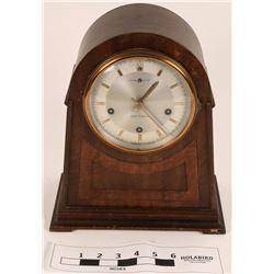 Clock: New Haven Clock Company Eight Day Clock  [120908]