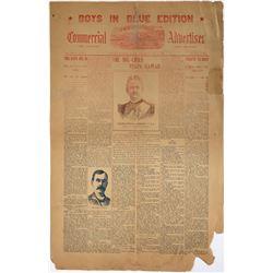 1898 Hawaiian Newspaper  [125440]