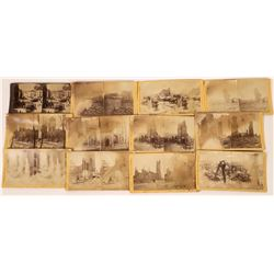 Chicago Fire Stereo Cards  [128013]