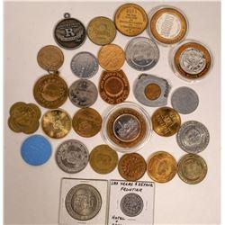 Nevada Casino Token Collection  [129112]