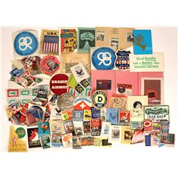 Adhesive Sticker Collection  [127953]