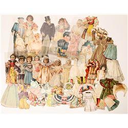 Die-Cut Stand-Up Dolls  [129534]