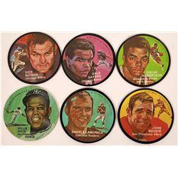 "Mattel  ""Instant Replay"" Sports Stars Records  [122331]"