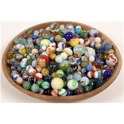 Miscellaneous Machine Made Marbles- ( 175 +)  [127818]