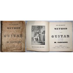 New Method for the Guitar Book  [108252]