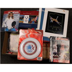 Olympics Collectibles  [127790]
