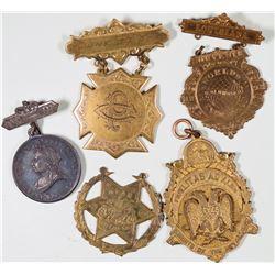 Souvenir Breast Badges  [129253]