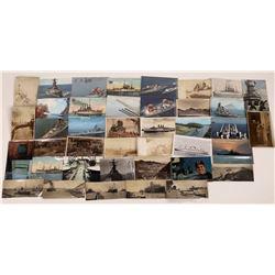 WW I and II ships Photos  [129817]