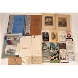 Panama Mail Steamship Company Collection  [128304]