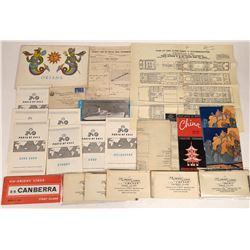 Peninsular & Oriental Steam Navigation Company Collection  [128306]