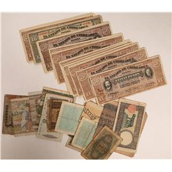 Foreign Currency Collection  [129249]