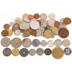Foreign Coin Collection  [128414]