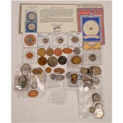 Coin and Token Collection  [128311]