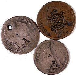 Counterstamped Coins  [128507]