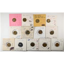 Eagle $1 Size Counters  [120143]