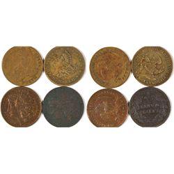 $2 1/2 Liberty Head Counters  [128482]