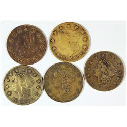 $5 Liberty Spiel Marke Collection  [128463]