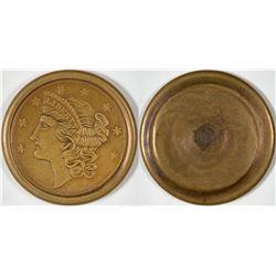 Unusual $10 U.S. Counter  [128520]