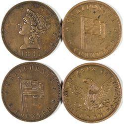 $10 California Counters  [128471]