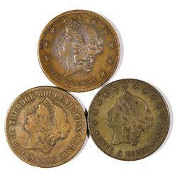 $20 Liberty Head Counters  [128492]