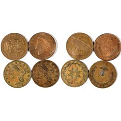 $20 Sized Counters  [128487]