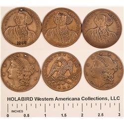 George Washington $10 Counters  [122356]