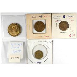 George Washington Counter Type Set  [121471]
