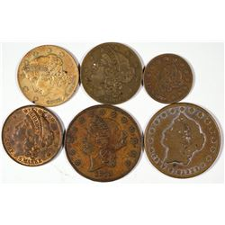 Liberty Head Counter Collection  [128501]
