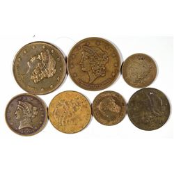 Liberty Head Counter Collection  [128505]