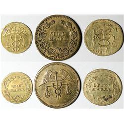 Caduceus Spiel Markes  [121345]