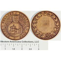 Dover College Track Medal  [125759]