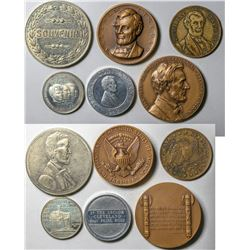 Abraham Lincoln Medal Collection  [119878]