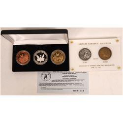 ANA Medal Sets  [129151]