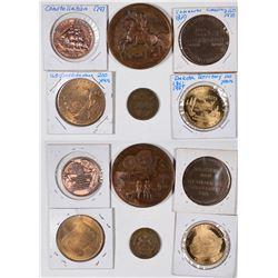 Centennial & Bicentennial Medals  [129134]