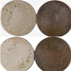 Charles III Coins or Counters?  [128504]