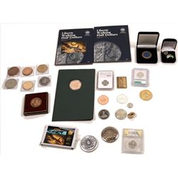 Coin Convention and Coin Club Medal Collection  [129232]