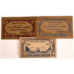 Wooden Nickels  [131098]