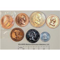 George Washington Medals  [124746]