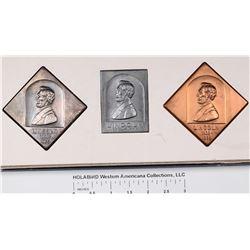 Lincoln Commemorative Medals`  [129145]