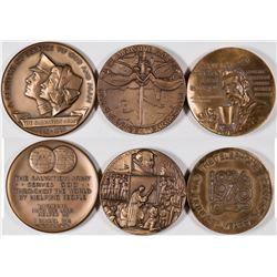 Medallic Art Medals  [129115]