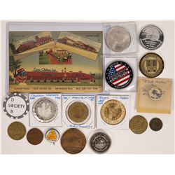 Miscellaneous Medal Collection  [129148]