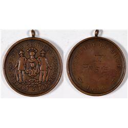 Shooting Medal  [129124]
