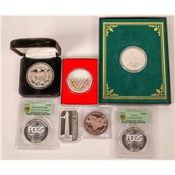 Silver Commemoratives of Coin Shows  [129152]