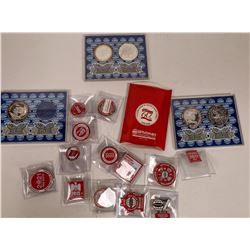 """Whitman Publishing""""Red Book"""" Silver Medallions and Pins  [129236]"""