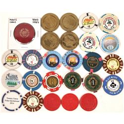 Casino Chip Collection  [128415]