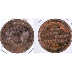 Civil War Token: Steinfeld/French Cognac  [129207]