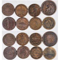 Hard Times Tokens: A Collection  [129225]