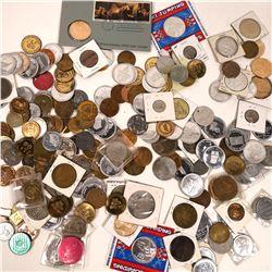 Tokens & Medals Grab Bag, Large Diameter  [129980]
